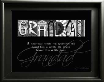 Letter Art, Family Quotes, Grandad, Grandma, Mother, Father, Dad, Sister, Aunt, Uncle Quotes