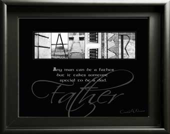 Father Papa Dad Alphabet Art Inspirational Quote Birthday Christmas Thanksgiving Children Digial Download DIY Gift