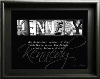 Kennedy Ancestry irish surname origin name meaning Letter Art What does wilcox mayers howell  mean? gift