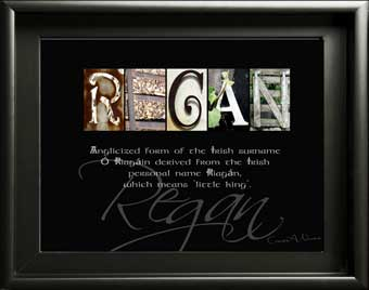 Regan English Ancestry surname origin name meaning Letter Art What does Payne Marler Wilkins Ormsby  mean? Gift